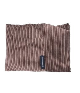 Dog's Companion Extra cover Brown-Beige Duo (Corduroy) Small