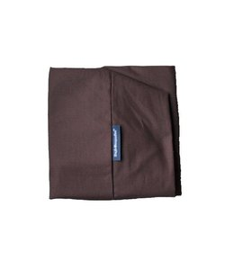 Dog's Companion Extra cover Chocolate Brown Cotton Medium
