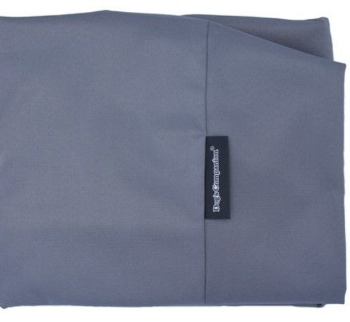 Dog's Companion Extra cover Steel Grey (coating) Extra Small