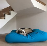 Dog's Companion Hundebett Aqua Blau Small