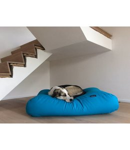 Dog's Companion Hundebett Aqua Blau Small