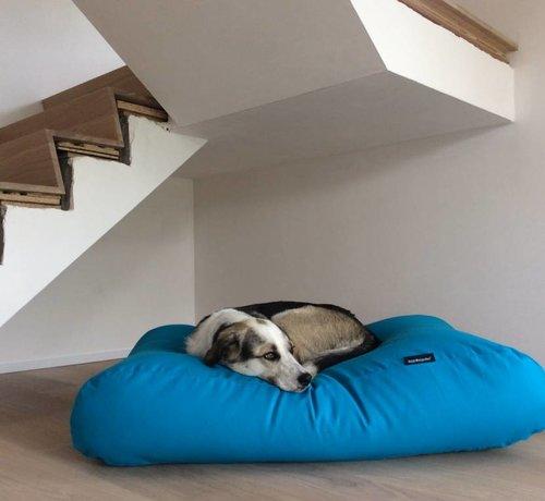 Dog's Companion Dog bed Aqua Blue Medium