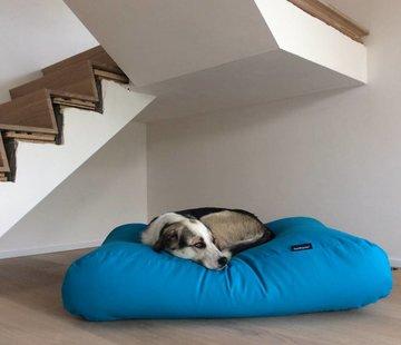 Dog's Companion Dog bed Aqua Blue Large