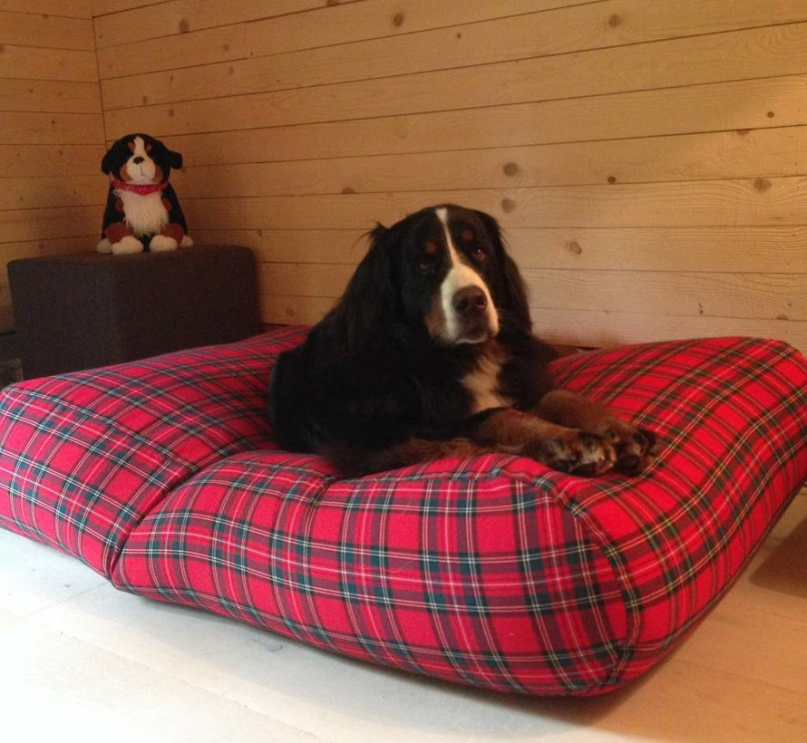 Dog bed Royal Stewart