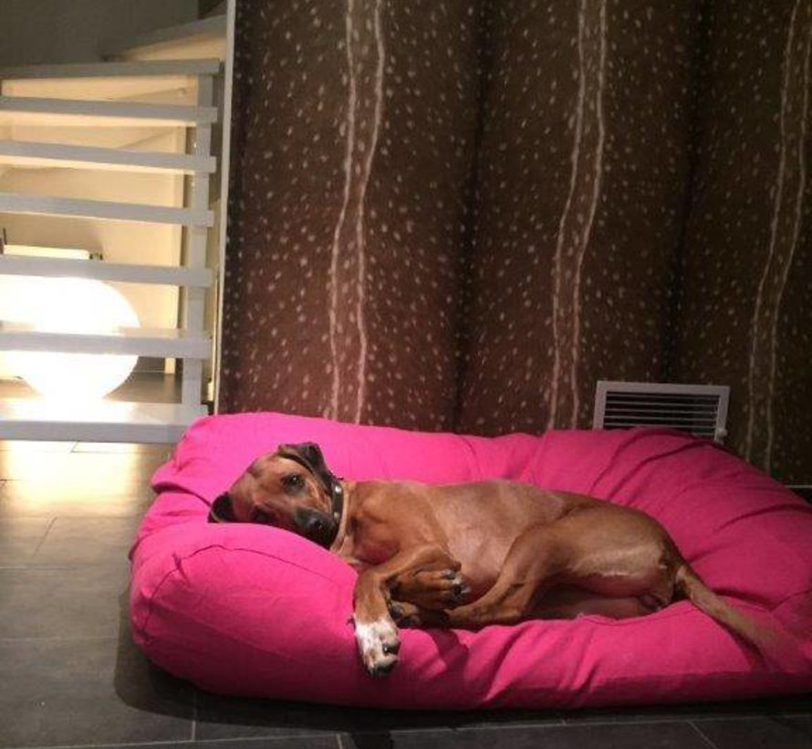 Dog bed Pink Small