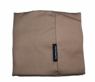 Dog's Companion Dog bed cover walnut upholstery