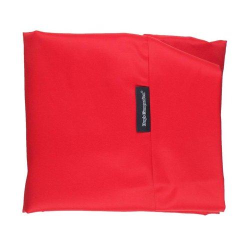Dog's Companion Housse supplémentaire rouge (coating) Extra Small