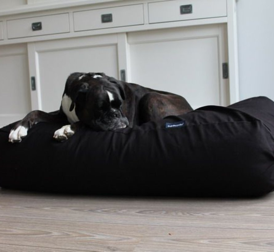 Hundebett Schwarz Small