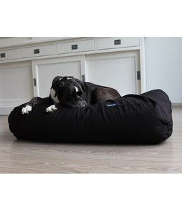 Dog's Companion Hundebett Schwarz Medium