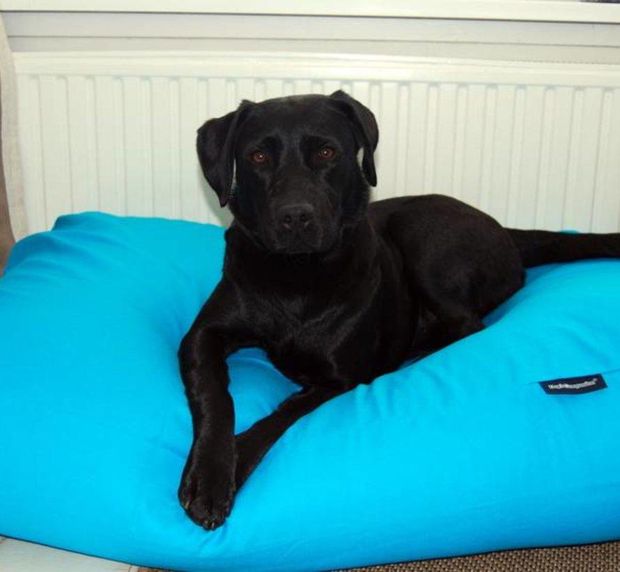 Dog bed Aqua Blue Medium