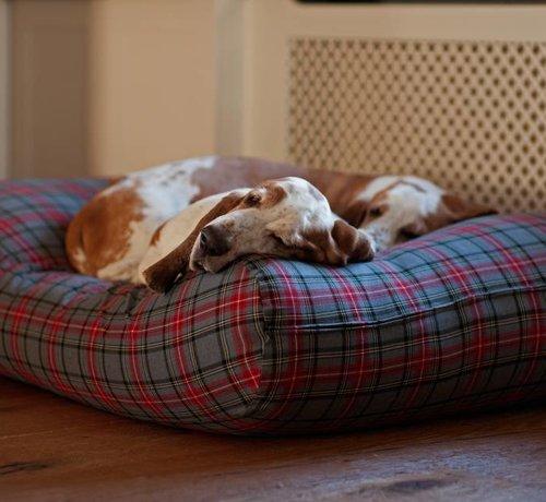 Dog's Companion Dog bed Scottish Grey Medium