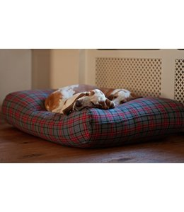 Dog's Companion Dog bed Scottish Grey Large