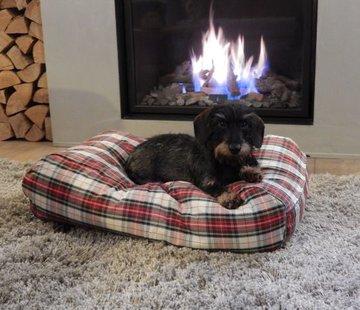 Dog's Companion Dog bed Dress Stewart Small