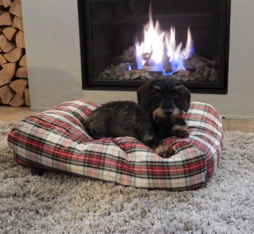 Dog bed Dress Stewart Small