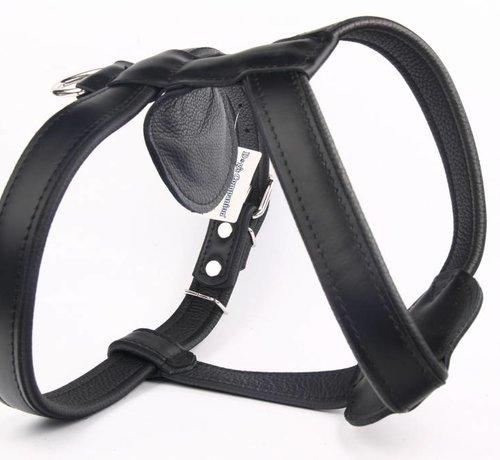 Dog's Companion Leather Harnass