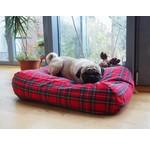 Dog beds Tartan