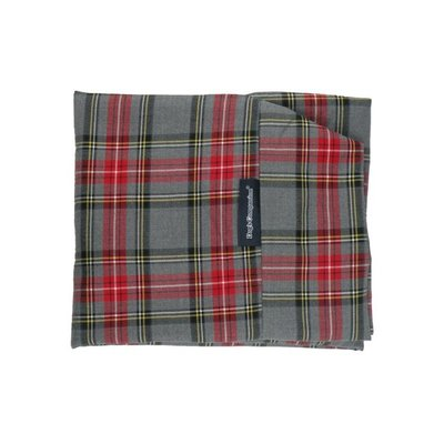 Woven (tartan / stripe) dog bed covers