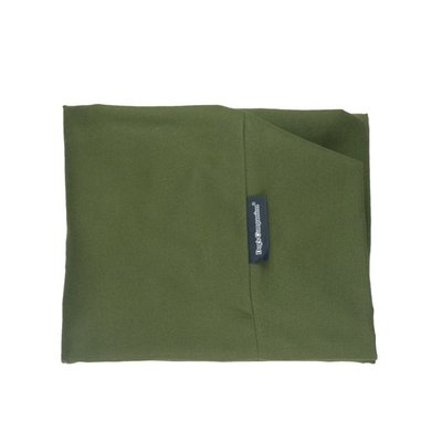 Green dog bed covers