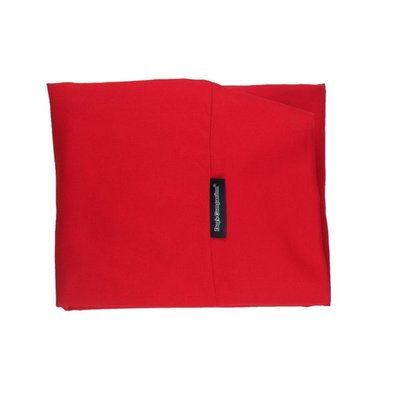 Red dog bed covers