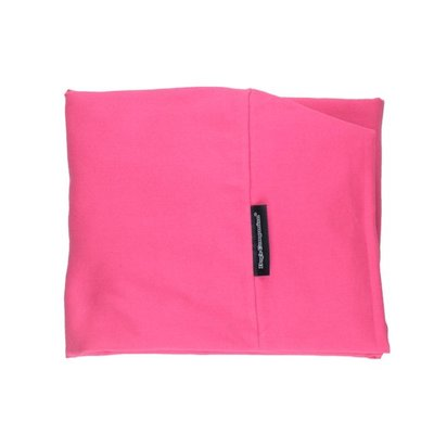 Pink dog bed covers