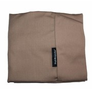 Dog's Companion Dog bed cover walnut upholstery Extra Small