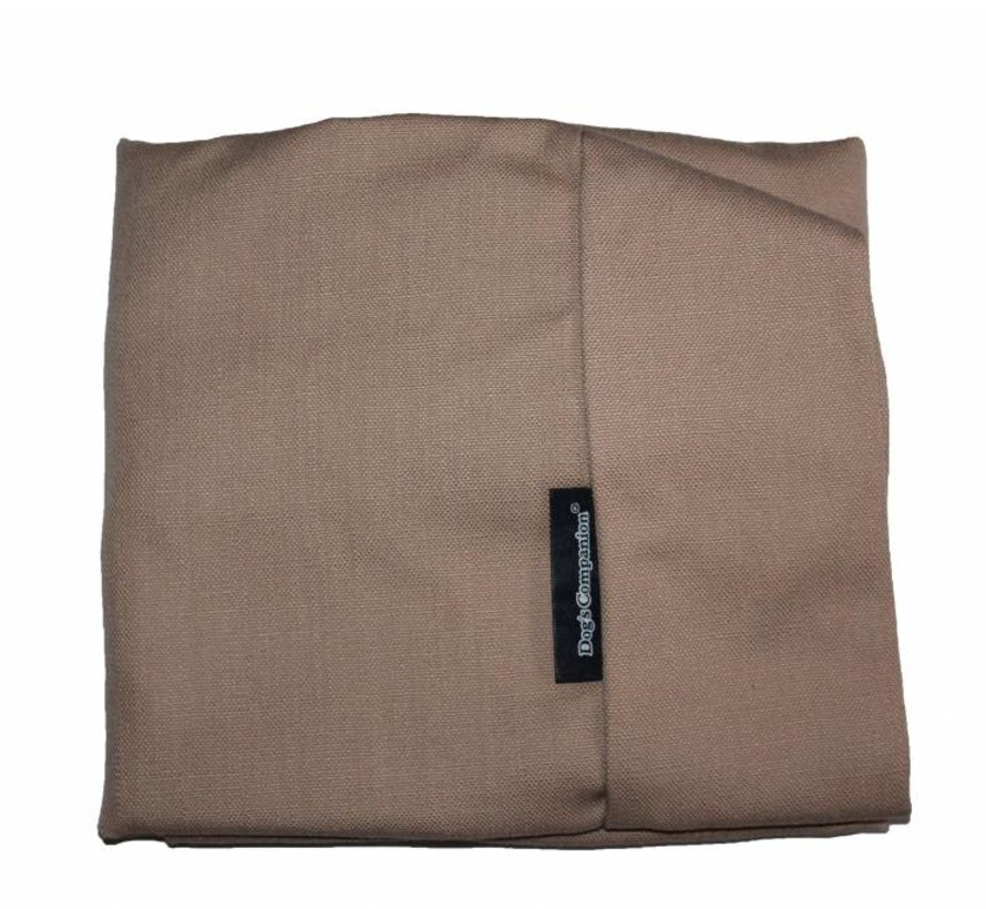 Dog bed cover walnut upholstery Extra Small