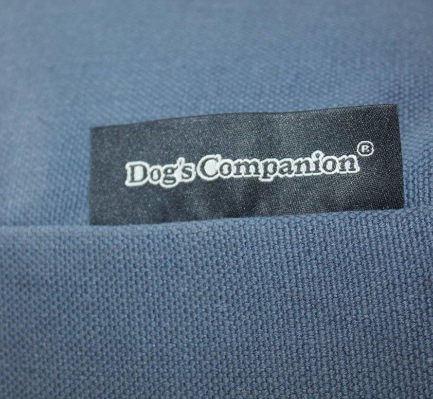 Lit pour chien raf bleu tapisserie Extra Small