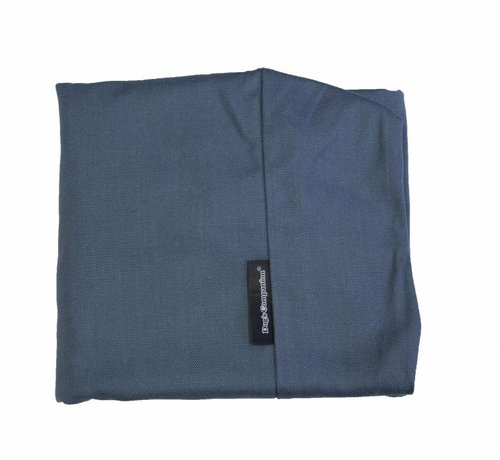 Dog's Companion Dog bed cover raf blue upholstery Small