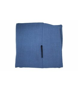 Dog's Companion Extra cover Manhattan Blue linen