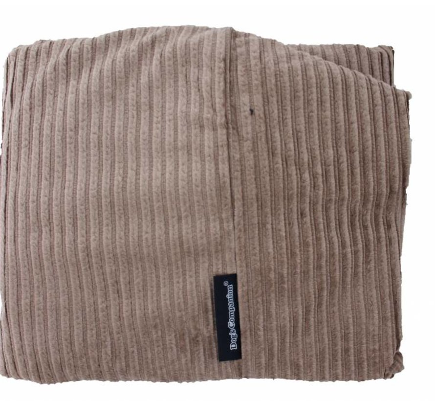 Dog bed Sand (Corduroy) Extra Small