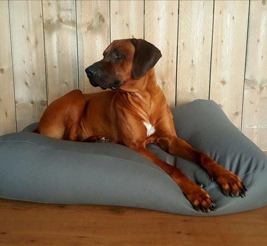 Dog bed Mouse Grey Large