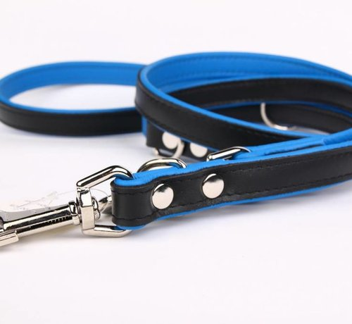 Leather Collar réglables (soft/duo)
