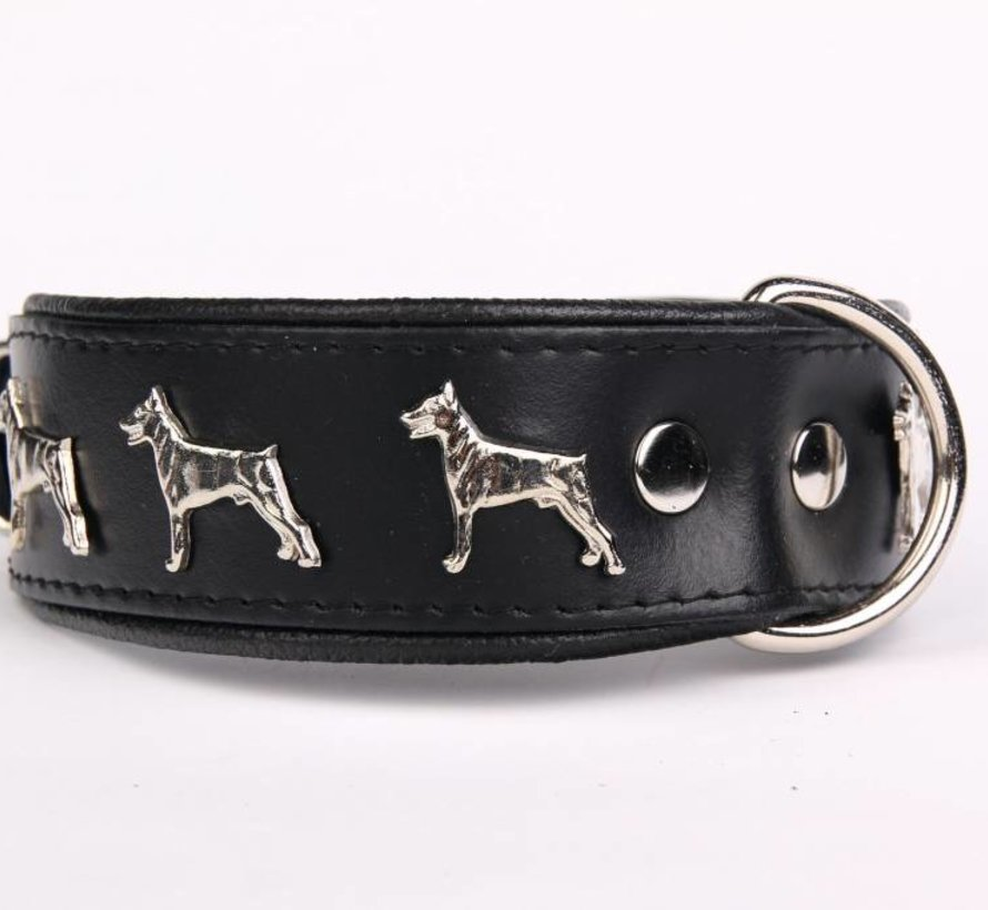 Leather Collar (Dobermann)