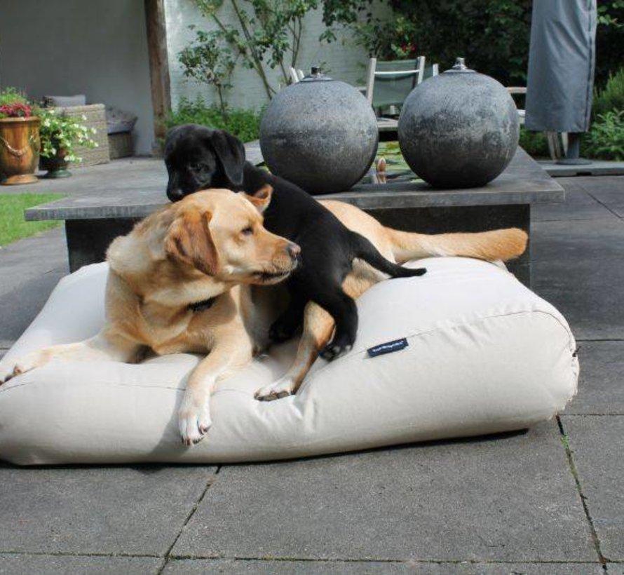 Lit pour chien white sand