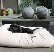 Dog's Companion Hundebett white sand