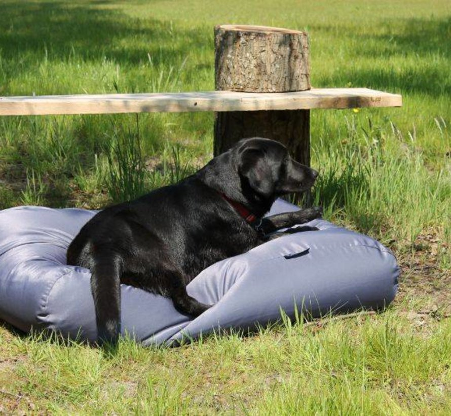 Dog bed Steel Grey (coating) Extra Small