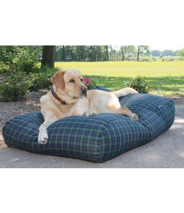 Dog's Companion Hundebett Black Watch Extra Small
