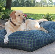 Dog's Companion Dog bed Black Watch Small