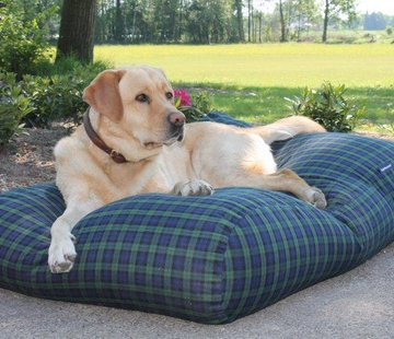 Dog's Companion Dog bed Black Watch Large