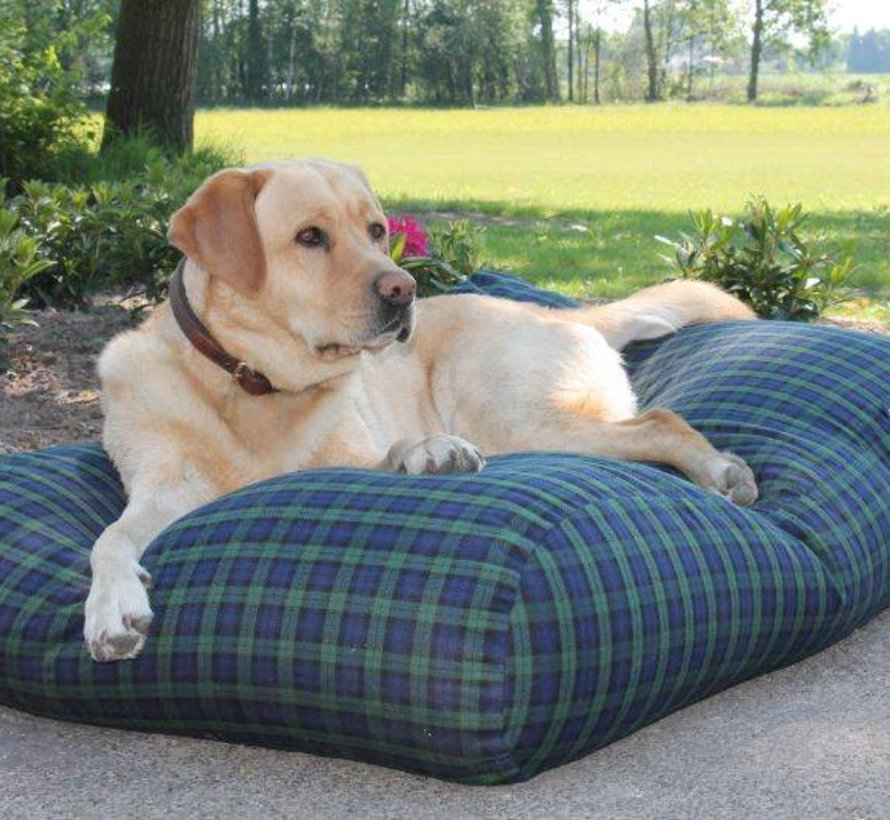 Dog bed Black Watch Large