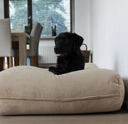 Dog's Companion Hondenbed Beige Ribcord