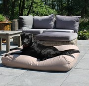 Dog's Companion Hondenbed walnut meubel Extra Small