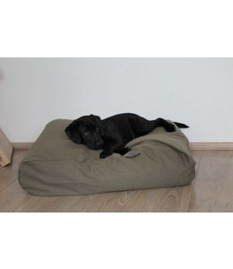 Dog's Companion Dog bed Basalt upholstery Extra Small
