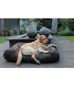 Dog's Companion Dog bed Army Superlarge