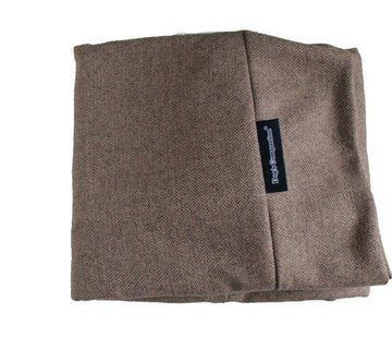 Dog's Companion Housse supplémentaire Small Tweed marron clair