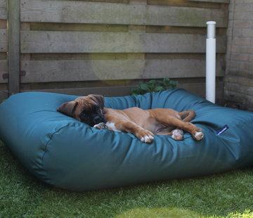 Dog's Companion Hundebett Grün (beschichtet)