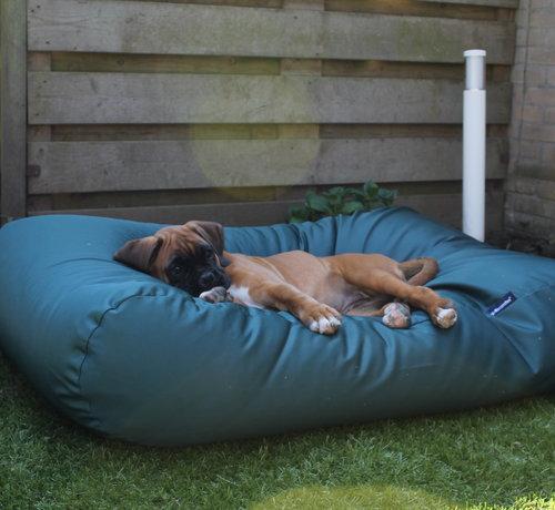 Dog's Companion Dog bed Green (coating) Medium