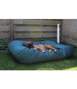 Dog's Companion Hundebett Grün (beschichtet) Superlarge