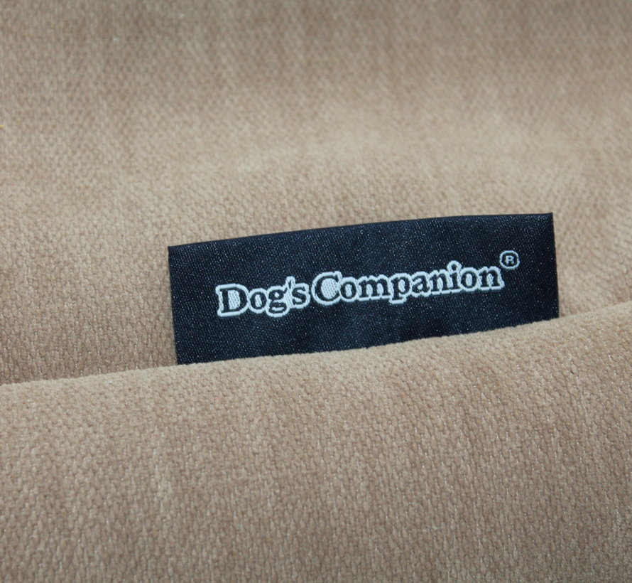 Dog bed Caramel (chenille velours) Extra Small