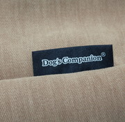 Dog's Companion Extra cover Caramel (chenille velours) Extra Small